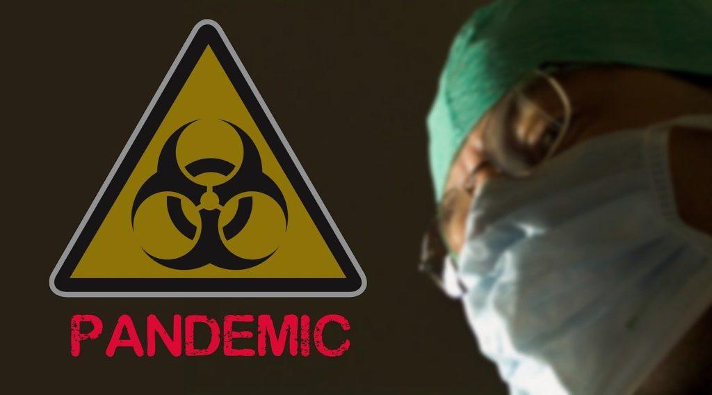 pandemic corona virus