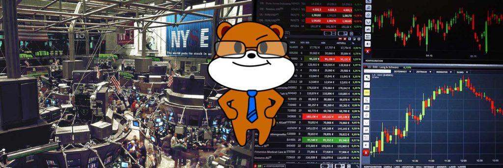stocks FX 証券 moppy