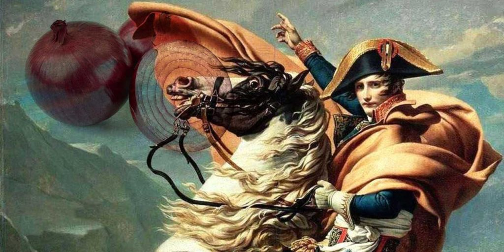 La chanson de l'oignon Napoleon 玉葱の歌 ナポレオン