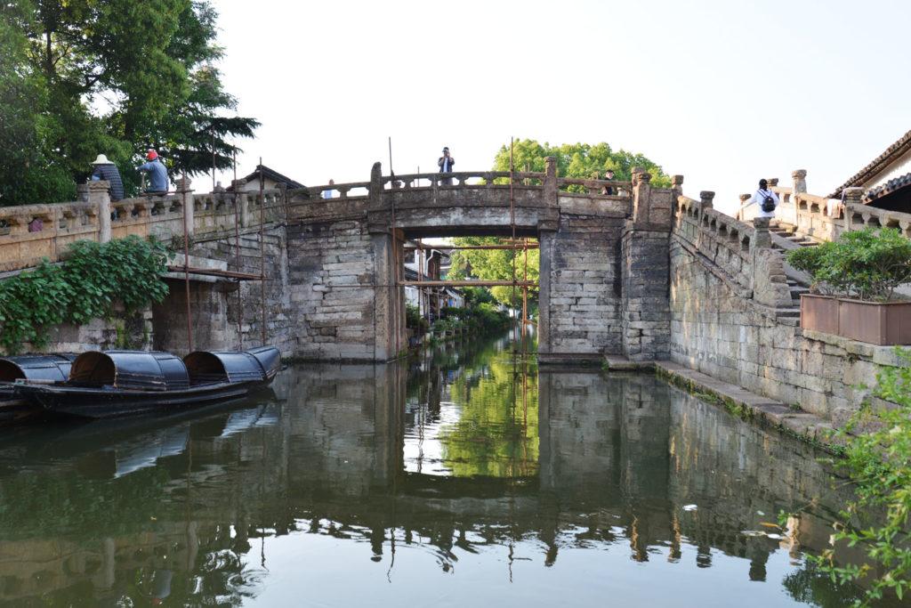 紹興 绍兴 shaoxing 八字桥 八字橋